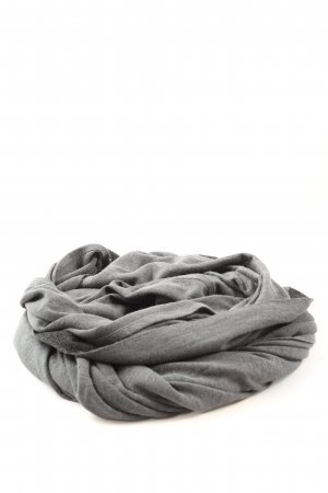 LieblingsStükke Shoulder Scarf light grey-black flecked casual look