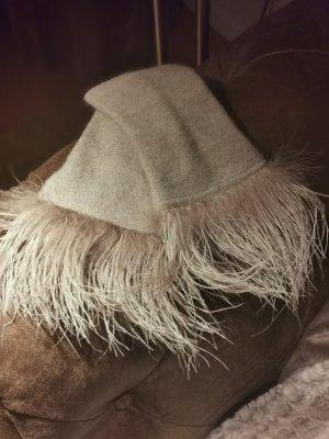 LieblingsStükke Puño beige claro lana de alpaca