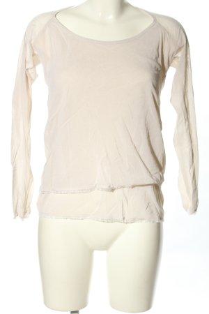 LieblingsStükke Transparent Blouse natural white casual look
