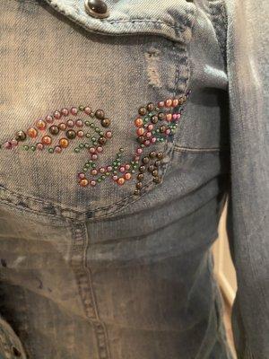 We are Replay Chemise en jean multicolore