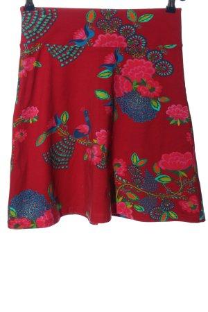 Lien & Giel Falda acampanada estampado floral look casual