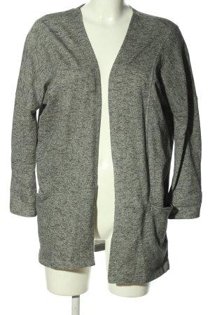 Light Before Dark Blazer in jersey grigio chiaro stile casual