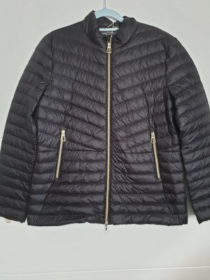 Geox Down Jacket black mixture fibre