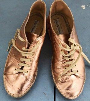 Lika Mimika Espadrilles Sneaker Bronze Metallic