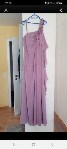 Lila Abendkleid