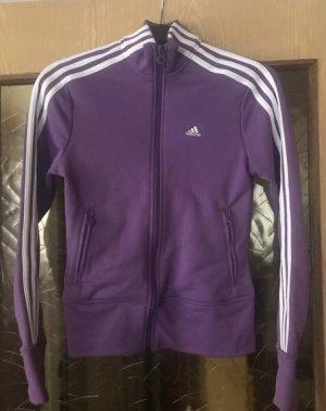 Adidas Fleece jack lila