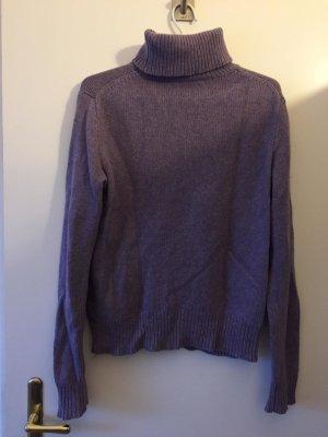 Lila Cashmere Pullover von Ralph Lauren L
