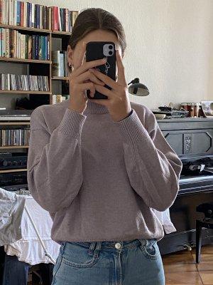 Lila Crewneck-Pullover