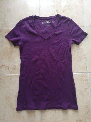 lila H&M T-Shirt