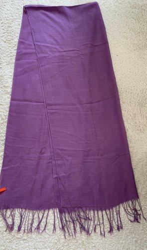 Esprit Sjaal met franjes veelkleurig
