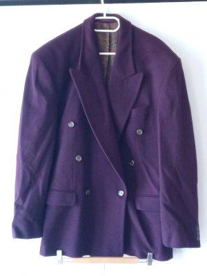 Carlo Colucci Blazer in tweed lilla-viola scuro