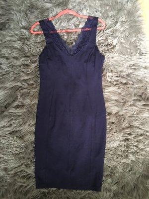 Lila Kleid von H&M