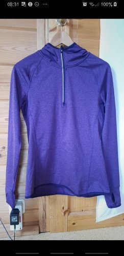 active Hooded Sweatshirt lilac