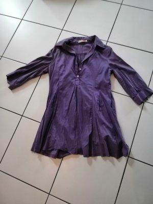 Blusa estilo Crash lila