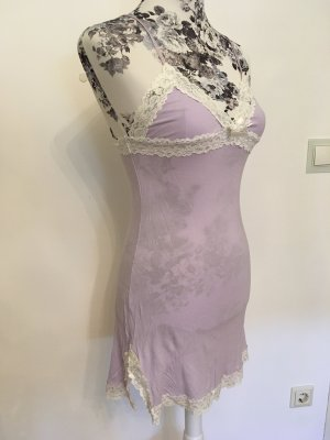 H&M Negligé blanco-púrpura