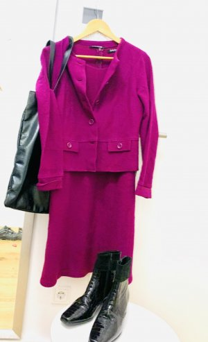 Betty Barclay Jersey Blazer magenta wool