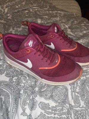 lila/pinke Nike Air Max Thea