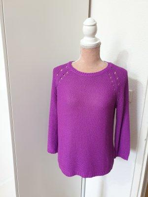 lila Pullover von H&M