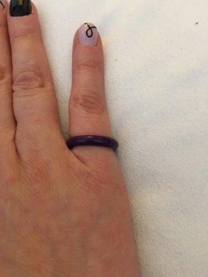 Lila Ring