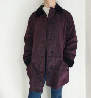 lila schwarz 44 Parka Mantel Trench Coat trenchcoat Jacke Pullover Pulli Cardigan