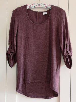 Lila Shirt von Vero Moda