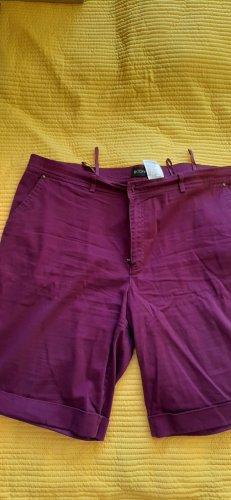 Bodyflirt Shorts lilla