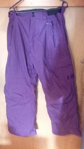 Protest Pantalon de ski violet