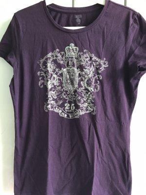 Lila T-Shirt Tommy Hilfiger L