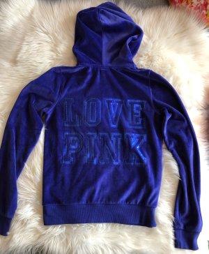 Pink Victoria's Secret Giacca fitness lilla-viola scuro