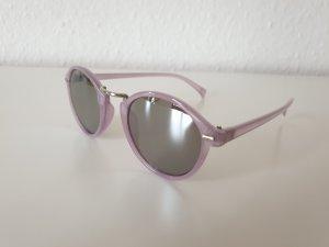 Even & Odd Gafas de sol redondas color plata-púrpura