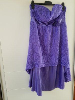 Bodyflirt Sukienka bez ramiączek fiolet