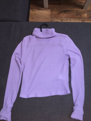 SheIn Neckholder Top purple