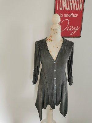 Lili Fashion Made in Italy Damen Feinstrick Jäckchen Longjacke Größe 38