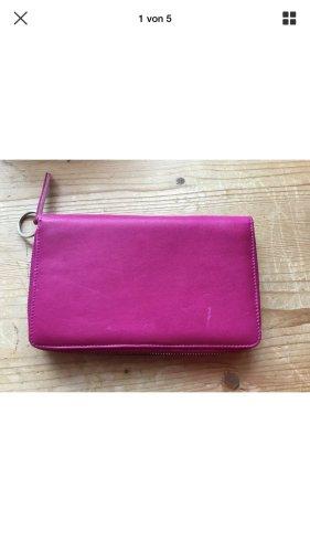 Lili Radu Two Tone wallet Clutch Handtasche