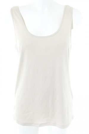 Lilienfels Basic Top creme Casual-Look