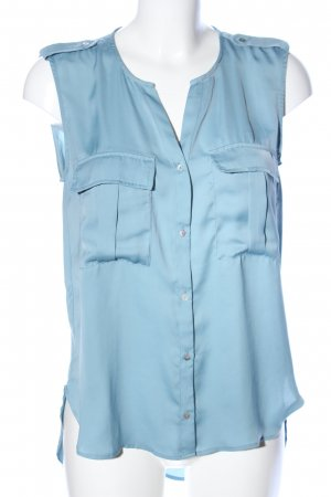 Lilienfels Blouse Top blue casual look