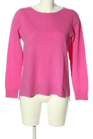 Lilienfels Pull en cashemire rose style décontracté