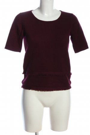 Lilienfels Cashmerepullover braun Casual-Look