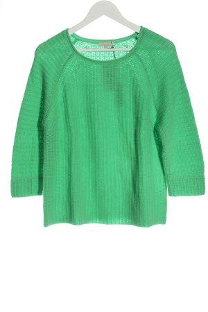 Lilienfels Cashmerepullover grün Casual-Look