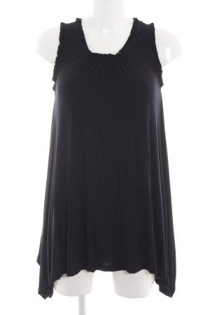 Lilienfels Long Top black casual look