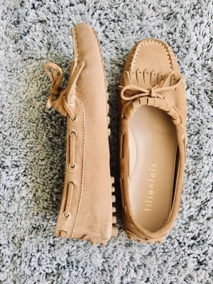 Lilienfels Slip-on Shoes light brown