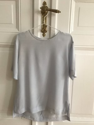 Lilienfels Jedwabna bluzka jasnoniebieski