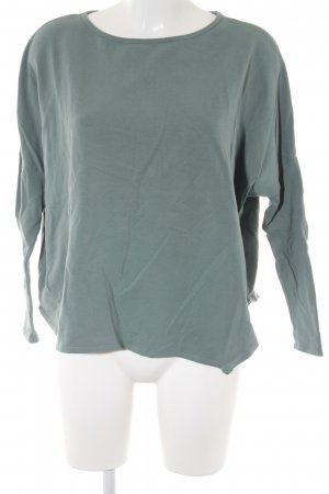 Lilienfels Sweat Shirt pale blue casual look