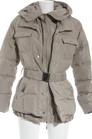 Lilienfels Winter Jacket oatmeal simple style