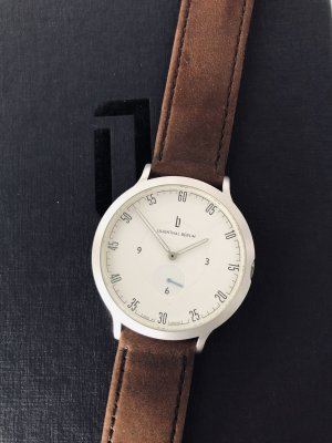 Lilienthal Berlin L1 Armbanduhr Original
