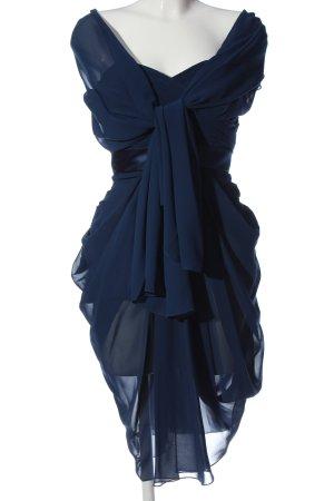 Lilly Abendkleid blau Elegant