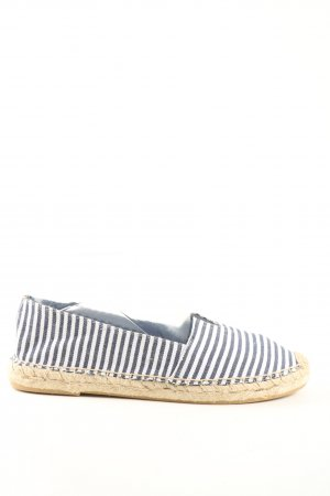 Limelight Espadrille Sandals white-light grey allover print casual look