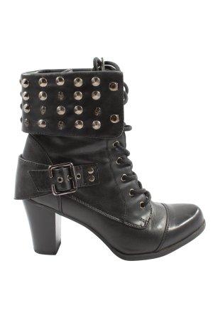 Limelight Krótkie buty czarny W stylu casual