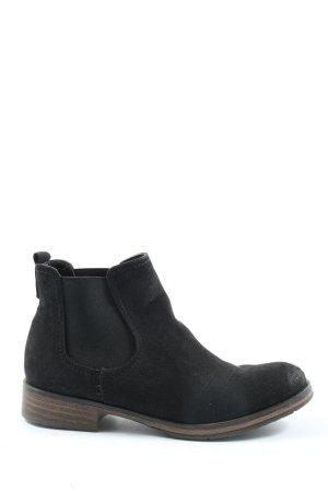 Limelight Slip-on laarzen zwart casual uitstraling