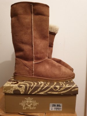 Limelight Botas de nieve camel